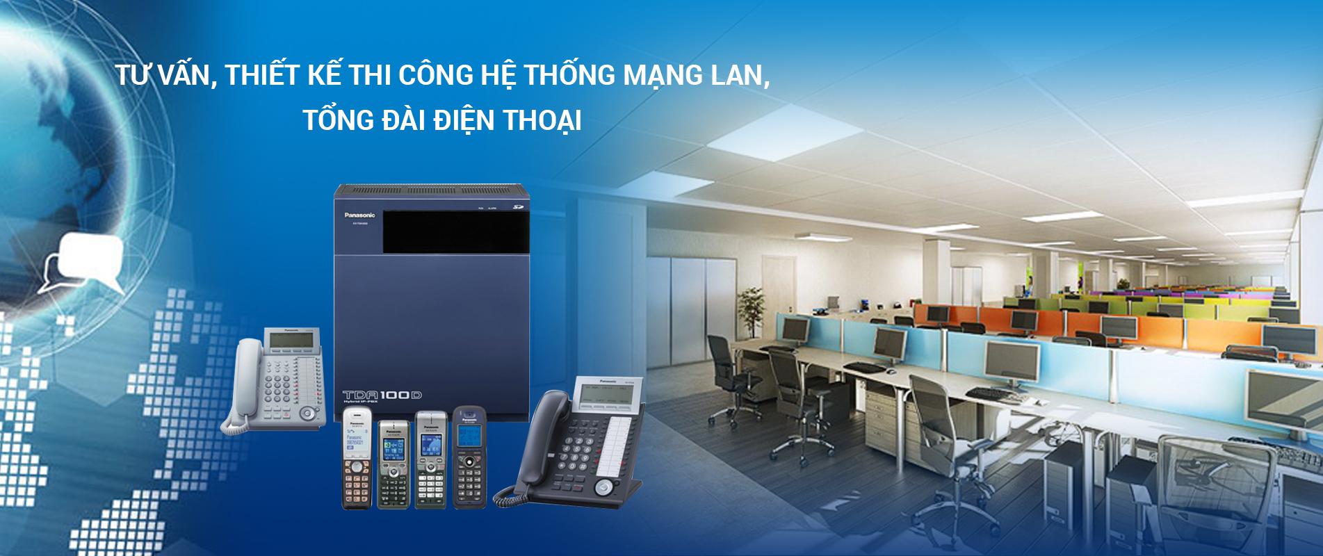 Thi công hệ thống điện nhẹ tại Hà Nội
