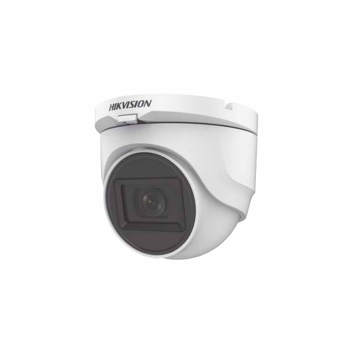 Camera HD-TVI 2MP – Audio Camera