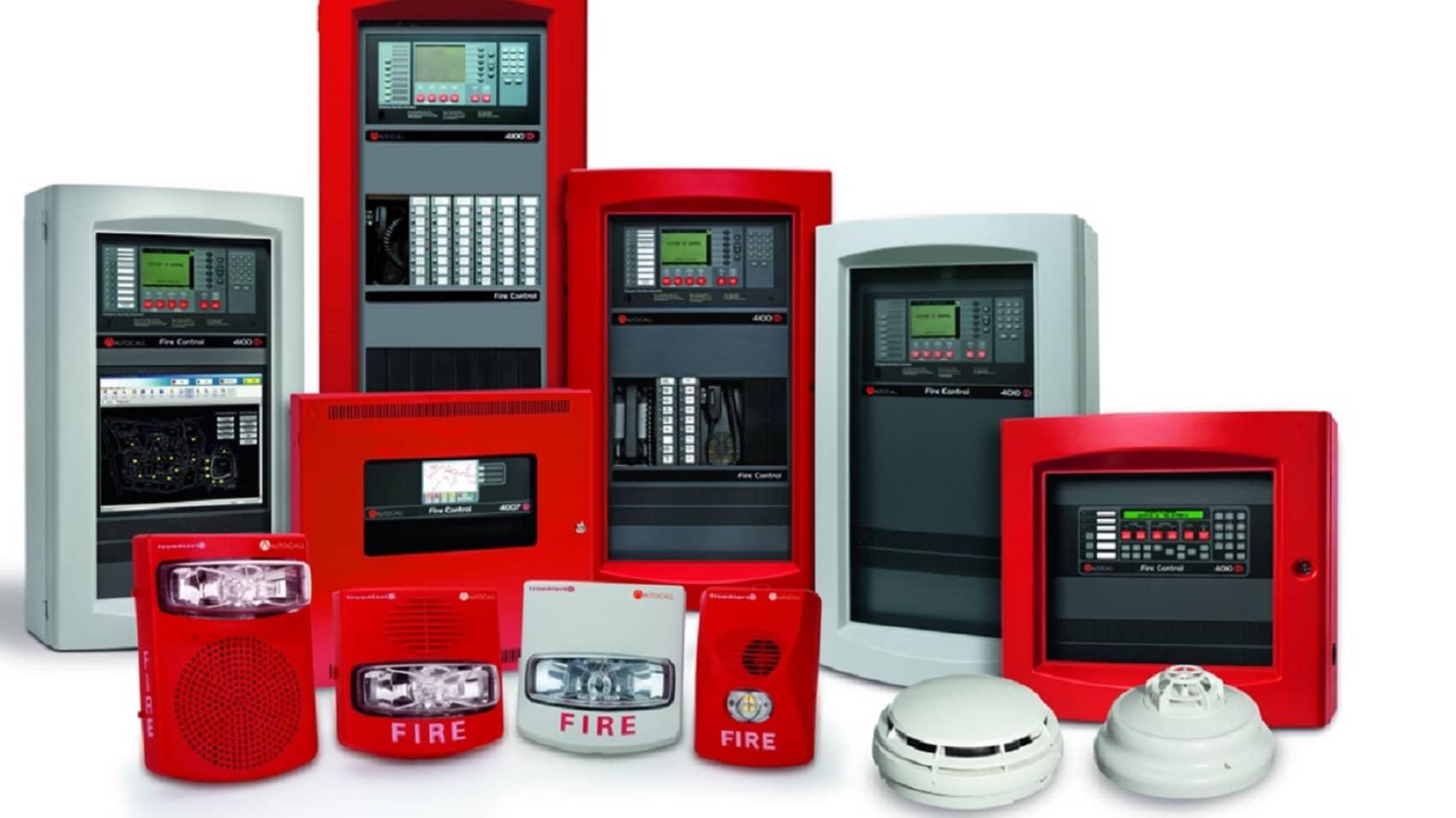 Lắp hệ thống báo cháy tự động