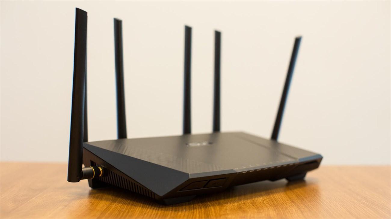 Lãng phí chức năng router