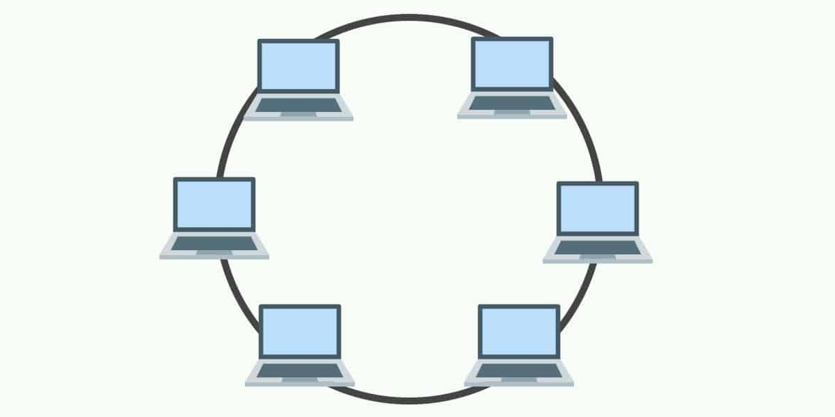 Mạng dạng vòng (Ring Topology)