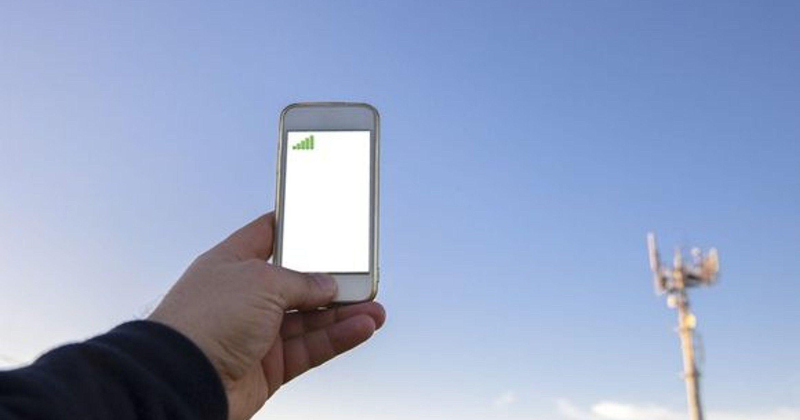 Lý do điện thoại di động tín hiệu kém