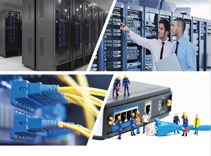 Thi công mạng LAN tiêu chuẩn