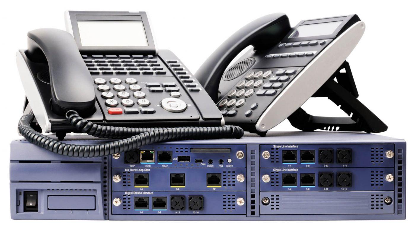 Hệ thống tổng đài (PABX)