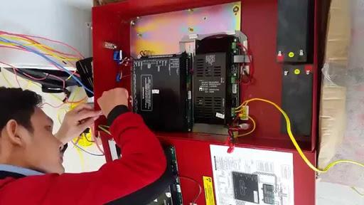 Những lưu ý khi lắp hệ thống báo cháy tự động